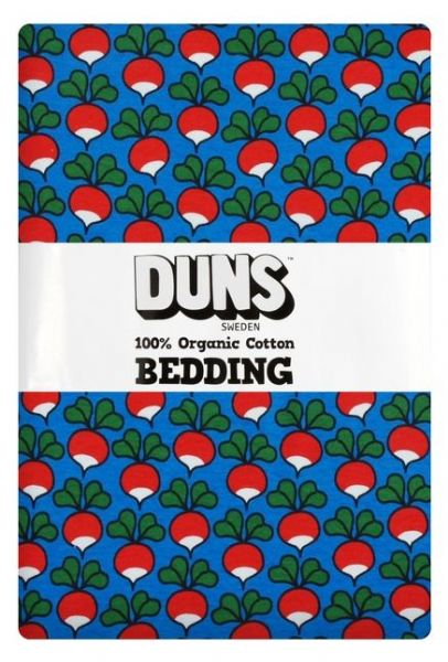 Duns Bedding NZ Adult Radish Blue